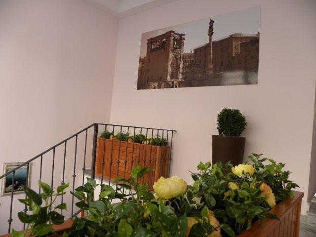 Interni del Residence Lupiae a Lecce