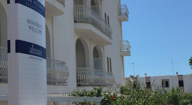 Il club Azzurro è un hotel a 4 stelle