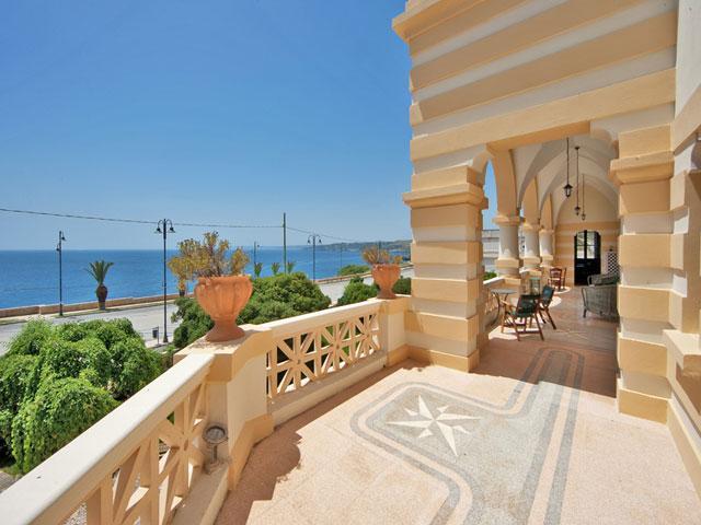 Esterni del Residence Villa Raffaella