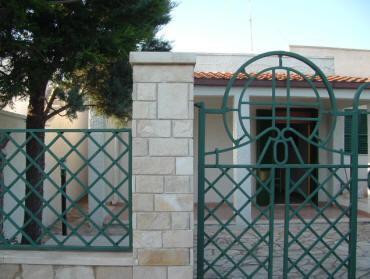 Villa per vacanza a Torre Lapillo in Puglia