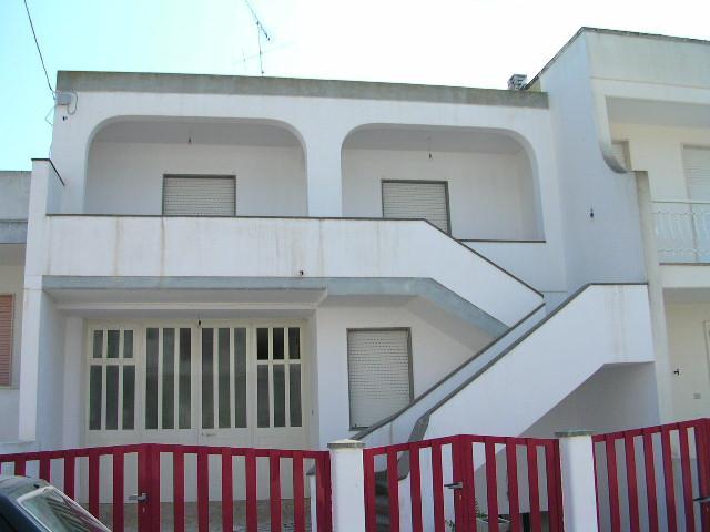 Facciata esterna degli appartamenti