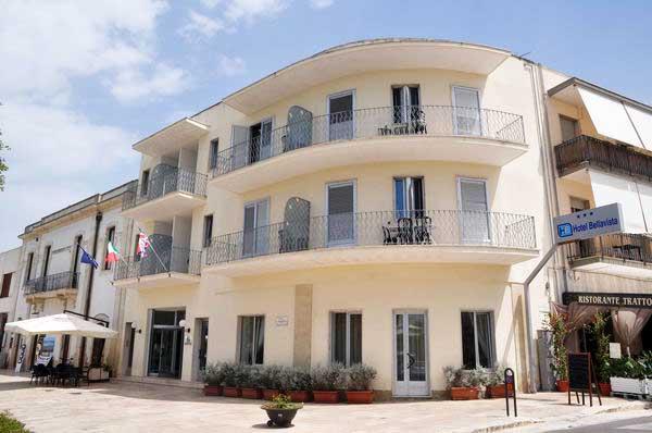 Hotel Bellavista a Otranto