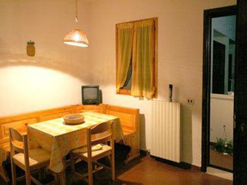 Interni delle case vacanza -Villaggio Conca Specchiulla Otranto