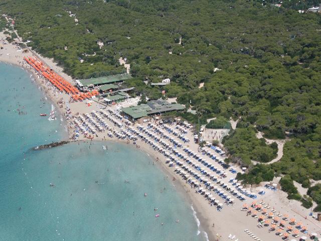 Panoramica del Villaggio Robinson Club Apulia di Ugento
