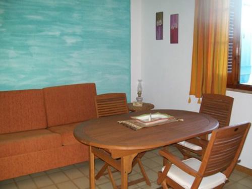 Soggiono della casa vacanza in affitto a Leuca