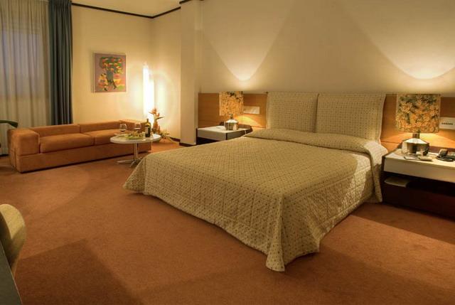 Camere - Hotel President a Lecce