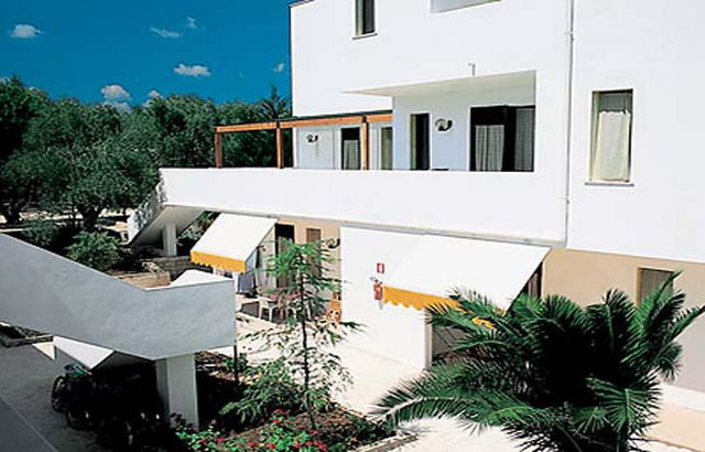 Complesso residenziale - Residence Gallo a Vieste