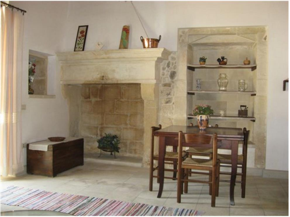 Corte del salento case vacanza in affitto a martano for Case arredate in affitto porticello