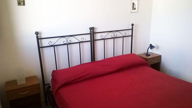 una delle camere da letto matrimoniali