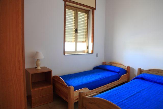 Camera 2 letti tipo trilocali