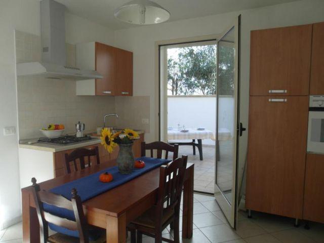 soggiorno con angolo cottura degli appartamenti bilocali o trilocali