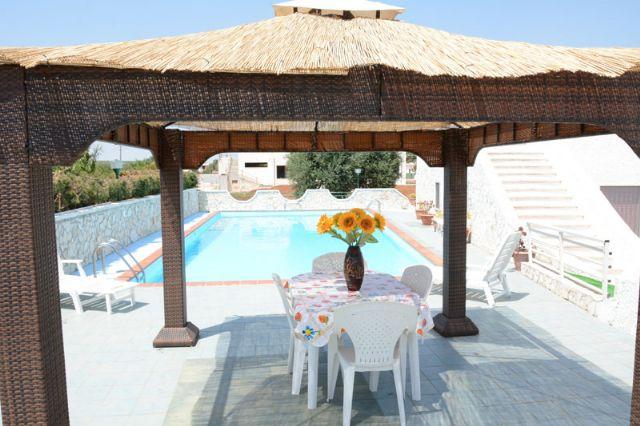 Casa vacanza villa carmela con piscina e giardino a torre - Casa vacanza con piscina ad uso esclusivo ...