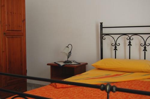Camera matrimoniale dell'appartamento