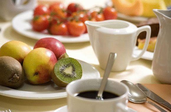 colazioni genuine e fresche alla mattina