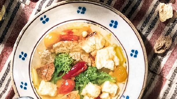 le ricette della tradizione salentina preparate al ristorante dell'agriturismo