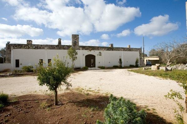 Agriturismo Masseria Lacco a Muro Leccese - Salento