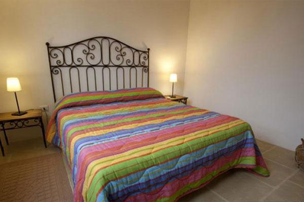 Camera da letto della struttura