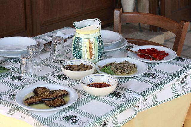 Al Matine solo piatti tipici salentini