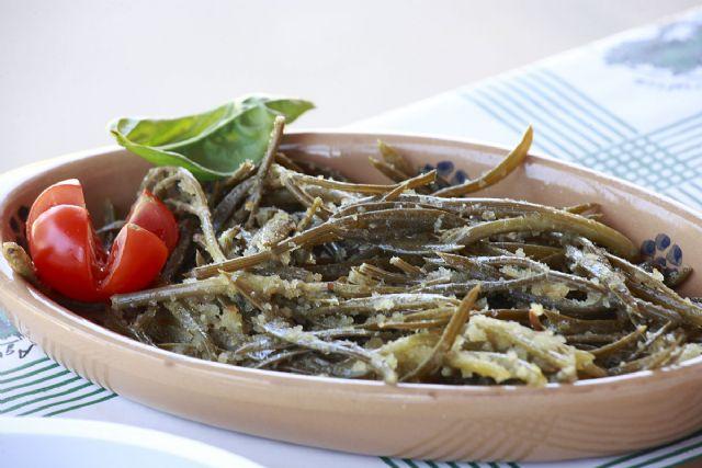i piatti del ristorante agriturismo matine vengono preparati con prodotti a km zero