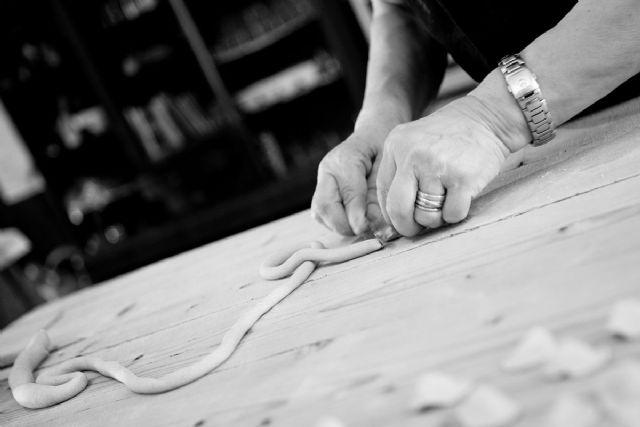 Ad Agriturismo Matine la pasta viene preparata sul posto e artigianalmente