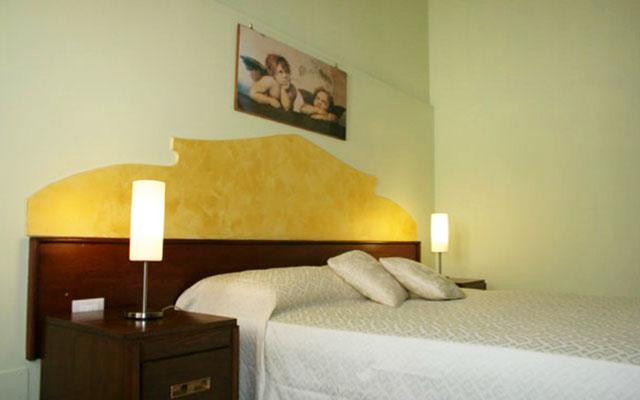 Altra visuale di una delle camere da letto