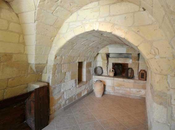 antico forno a legna della masseria