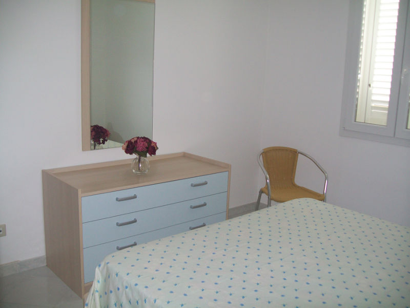 Camera da letto matrimoniale arredi interni
