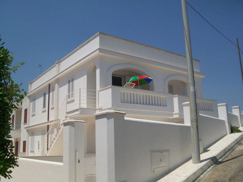 Esterni della case vacanze in affitto a Pescoluse