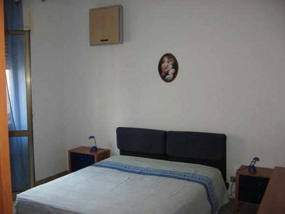 Camera da letto matrimoniale - Bilocale al secondo piano