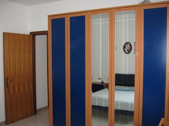 Camera da letto - Bilocale al secondo piano
