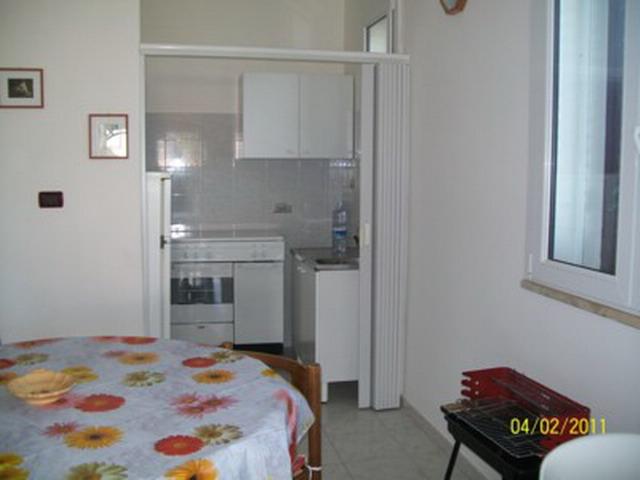 Sala da pranzo e cucinino