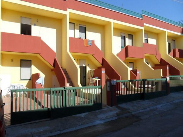 Appartamenti a schiera in affitto a Torre Pali