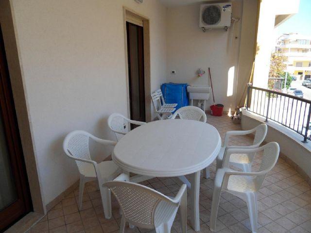 veranda balcone spazio esterno per il relax