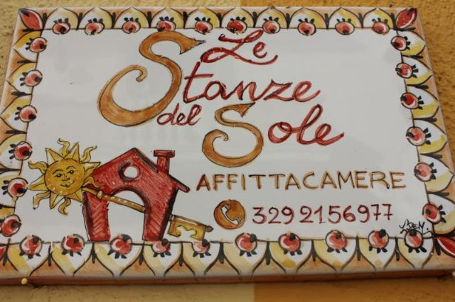 Bed and Breakfast Le Stanze del Sole a Tricase
