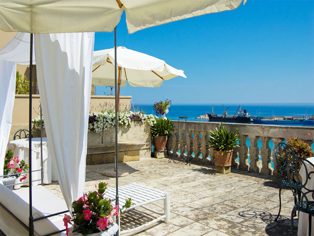 Bed and Breakfast Palazzo de' Mori a Otranto