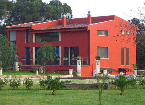 Bed and Breakfast immerso nel verde