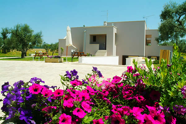 Bed & Breakfast Un Posto al Sole ad Otranto