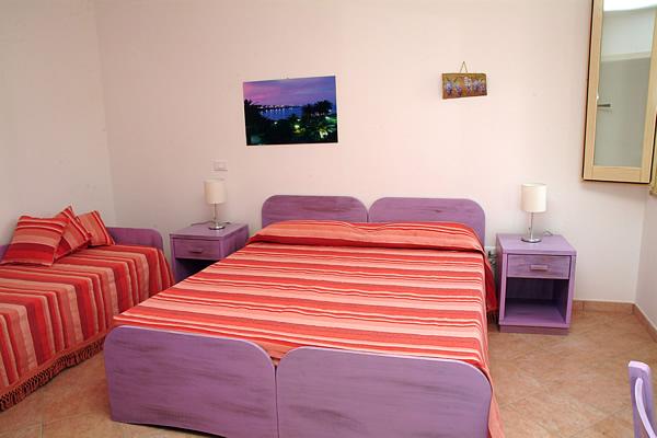 Altra camera del Bed & Brekfast