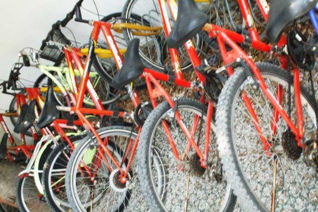 bici a noleggio gratuito