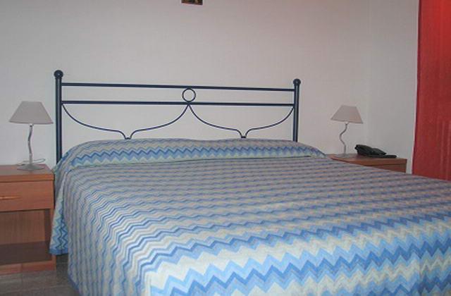 Camera da letto delle case vacanza