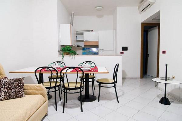 Appartamenti arredati con gusto e dotati di tutti i confort