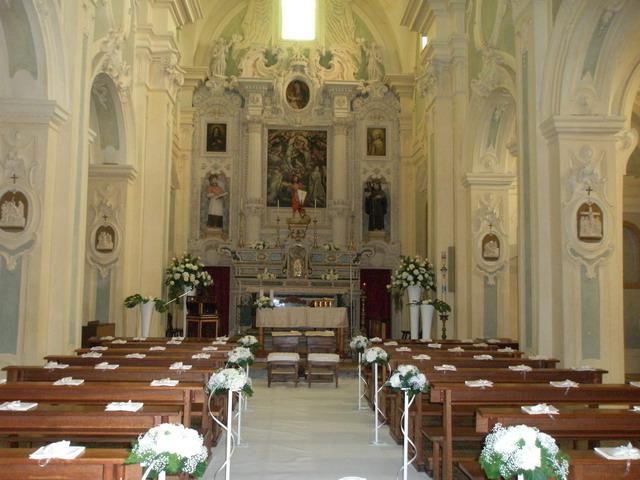 cappella del Monasterno Cistercense di Martano