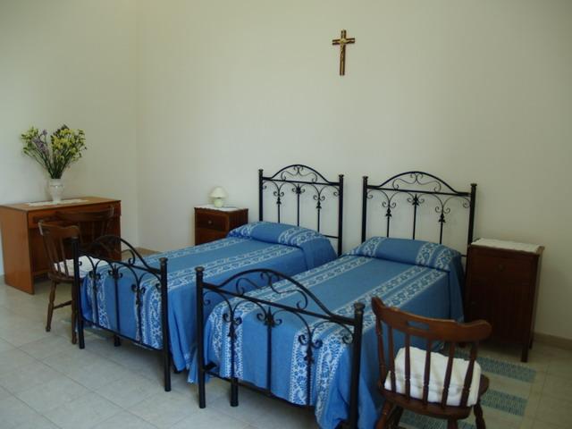 interni di una delle camere