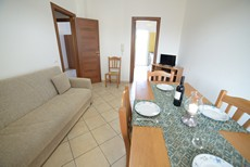 soggiorno residence Caravaggio
