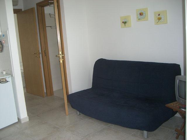 soggiorno con angolo divano