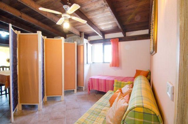 Casa Vacanze Ezio a Porto Cesareo, vista mare e spiaggia di ...