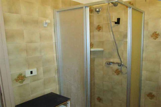 il box doccia in bagno