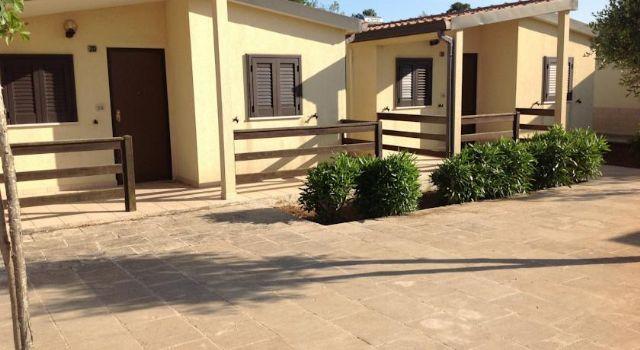 Gli alloggi con veranda o patio antistante
