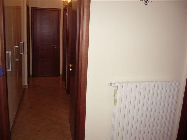 corridoio dell'appartamento
