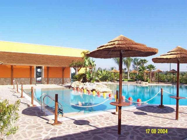 Piscine del Villaggio Vacanze Punta Grossa di porto Cesareo in Puglia